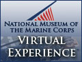 Download ads can be placed to other web sites to promote the National Museum of the Marine Corps Virtual Experience